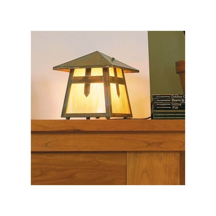 Stamford Lantern™ Rustic Table Lamp