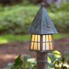 European Country™ Lantern 6 in. Driveway Post Light