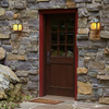 Stonehaven™ Lantern 8 in. Rustic Outdoor Hotel Light
