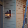 Stonehaven™ Lantern 10 in. Hotel Patio Sconce