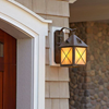 Stonehaven™ Lantern 10 in. Rustic Exterior Light