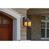 Stonehaven™ Lantern 10 in. Commercial Wall Light