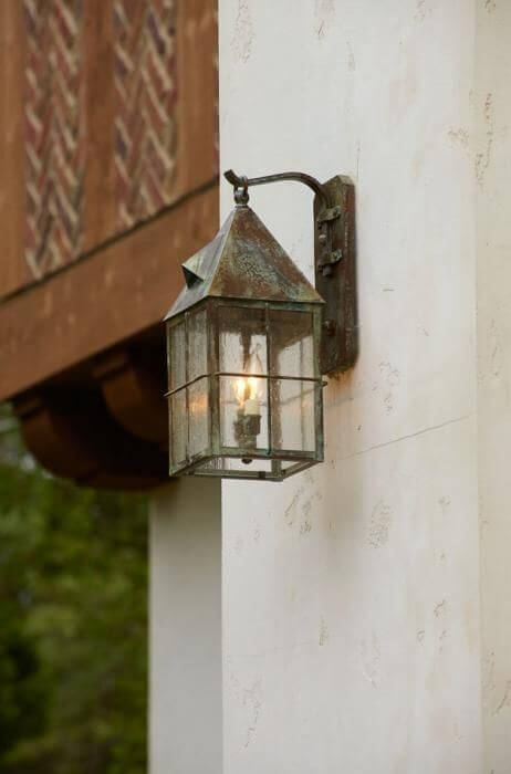 Exterior Tudor Lighting Project Artesian Exterior Light