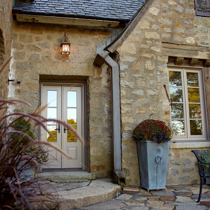 Portfolio French Country Style Outdoor Lighting Br