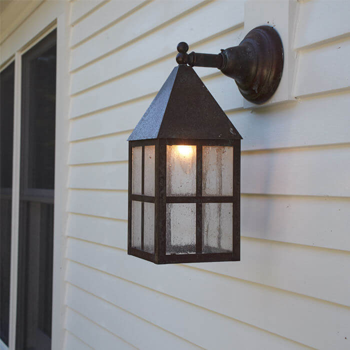 Portfolio: Durable Exterior Lanterns for a Period Home