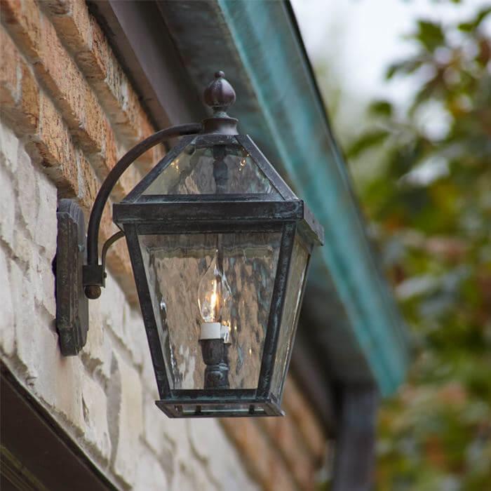 Portfolio Outdoor Lighting For A Period Tudor Expansion