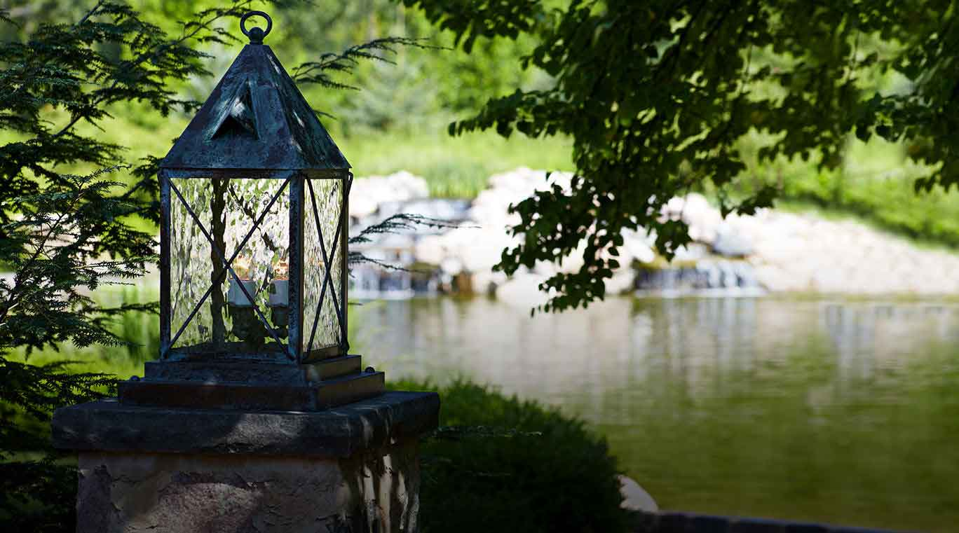 Custom Lantern Lighting